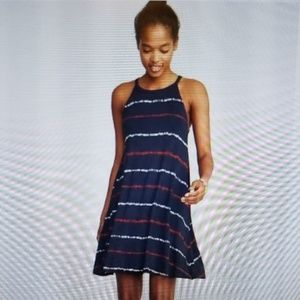 Old Navy - Blue, Red, White Dress